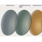 CR-39 polarized Lens 8 Base Dia:80mm progressive color